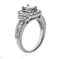 06464 1.71 Ctw Bridal Engagement Ring