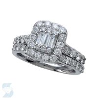 6468 1.23 Ctw Bridal Engagement Ring