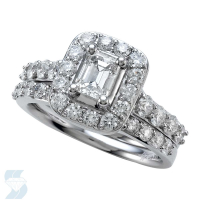 6472 2.05 Ctw Bridal Engagement Ring
