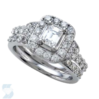 06474 1.55 Ctw Bridal Engagement Ring