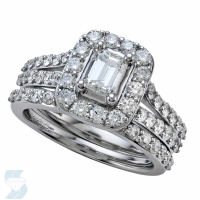 6479 1.99 Ctw Bridal Engagement Ring
