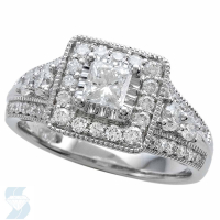 06521 1.24 Ctw Bridal Engagement Ring