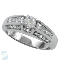 06523 1.28 Ctw Bridal Engagement Ring