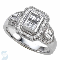6535 0.51 Ctw Bridal Engagement Ring