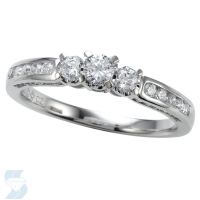 06539 0.53 Ctw Bridal Engagement Ring