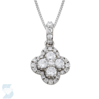 6571 0.48 Ctw Fashion Pendant