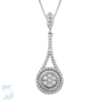 6573 0.50 Ctw Fashion Pendant