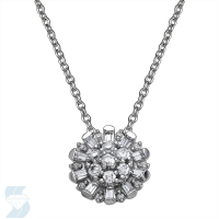 6579 0.26 Ctw Fashion Pendant