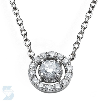 6585 0.31 Ctw Fashion Pendant