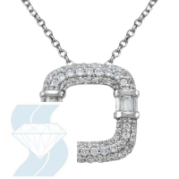 06587 0.73 Ctw Fashion Pendant