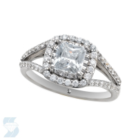 06599 1.37 Ctw Bridal Engagement Ring