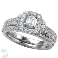 06600 0.81 Ctw Bridal Engagement Ring