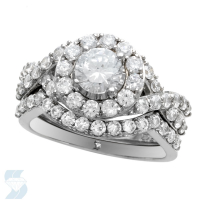 06604 2.06 Ctw Bridal Engagement Ring