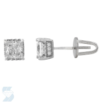 06617 1.12 Ctw Fashion Earring