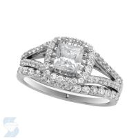 06620 1.32 Ctw Bridal Engagement Ring