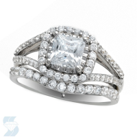 06621 1.64 Ctw Bridal Engagement Ring