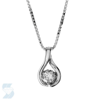 6636 0.10 Ctw Fashion Pendant