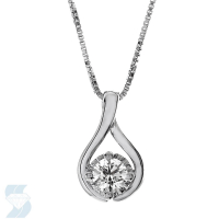 6638 0.40 Ctw Fashion Pendant