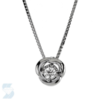 6639 0.10 Ctw Fashion Pendant