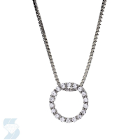 6642 0.10 Ctw Fashion Pendant