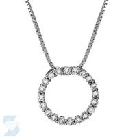 6643 0.27 Ctw Fashion Pendant