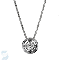 06652 0.10 Ctw Fashion Pendant
