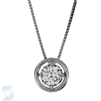 6656 0.40 Ctw Fashion Pendant
