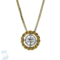 6659 0.20 Ctw Fashion Pendant