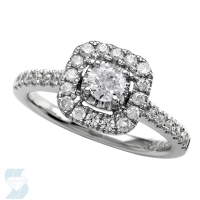 06661 0.77 Ctw Bridal Engagement Ring