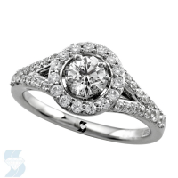 06663 0.86 Ctw Bridal Engagement Ring