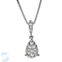 6669 0.15 Ctw Fashion Pendant
