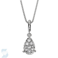 06670 0.12 Ctw Fashion Pendant
