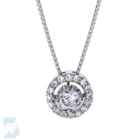 6673 0.27 Ctw Fashion Pendant
