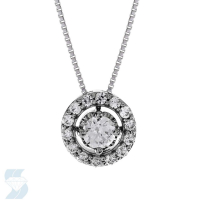 6676 0.48 Ctw Fashion Pendant