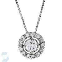 6678 0.79 Ctw Fashion Pendant
