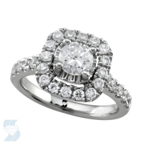 6681 1.60 Ctw Bridal Engagement Ring