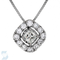 6684 0.74 Ctw Fashion Pendant
