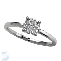 06687 0.11 Ctw Fashion Fashion Ring
