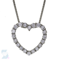 6694 0.51 Ctw Fashion Pendant
