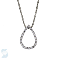 6697 0.11 Ctw Fashion Pendant