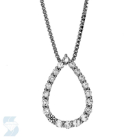6698 0.25 Ctw Fashion Pendant