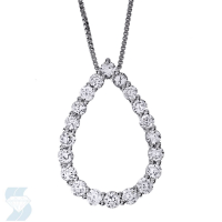 6701 1.01 Ctw Fashion Pendant