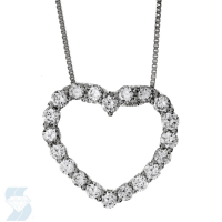 06706 1.02 Ctw Fashion Pendant