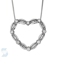 06707 0.50 Ctw Fashion Pendant
