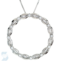 6715 1.03 Ctw Fashion Pendant