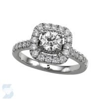 06716 1.13 Ctw Bridal Engagement Ring