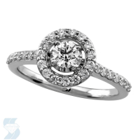 6719 0.77 Ctw Bridal Engagement Ring