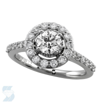 06721 1.18 Ctw Bridal Engagement Ring