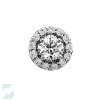 6728 0.56 Ctw Bridal Engagement Ring