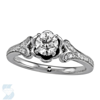 6744 0.67 Ctw Bridal Engagement Ring